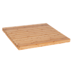 Outdoor Bamboo Table Tops