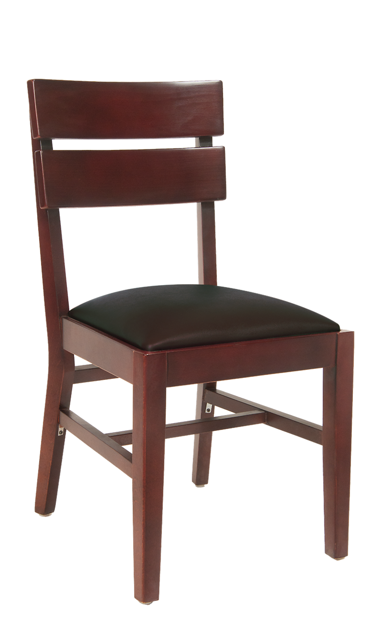 Wood Slats Dining Chair with Black Vinyl Seat : B20011 from www.erp-restaurantfurniture.com size 800 x 1267 png 680kB