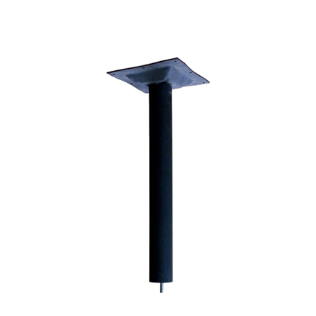 Table Base Column W Welded Top Plate - Welded table base